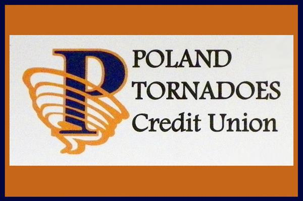 Poland Tornadoes Credit Union logo