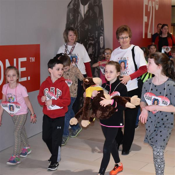 Poland receives Heart Walk award